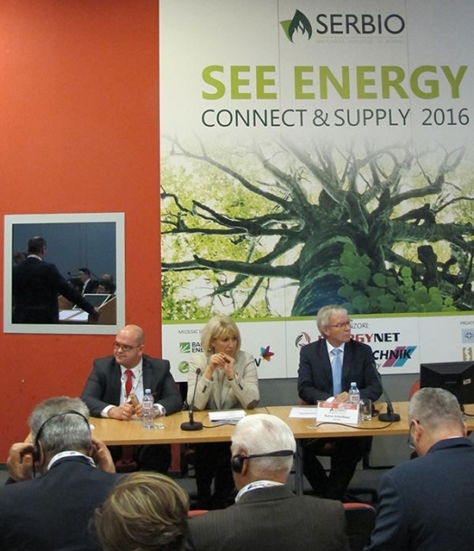 "Međunarodna konferencija ""SEE ENERGY – Connect and Supply 2016"""
